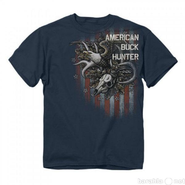 Продам Футболка Buckwear  American Buck Hunter
