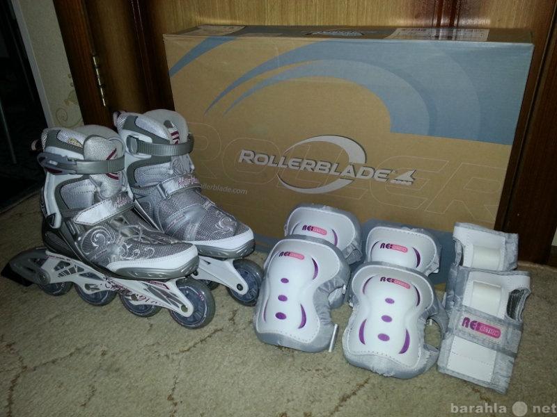 Продам: Роликовые коньки Rollerblade Spark Comp