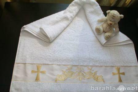 Продам: Крестильное полотенце