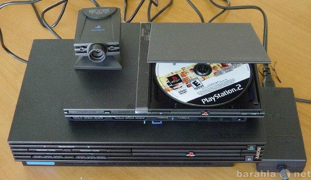 Продам Sony PS2