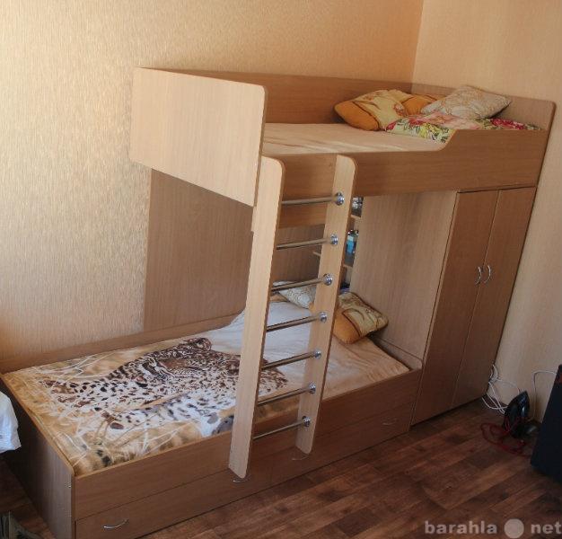 Продам: Двухъярусну кровать