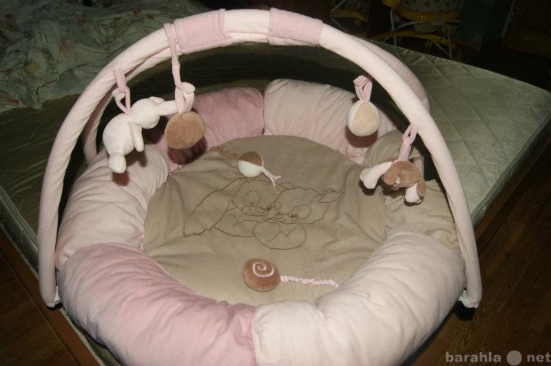 Продам Развивающий коврик для малышей