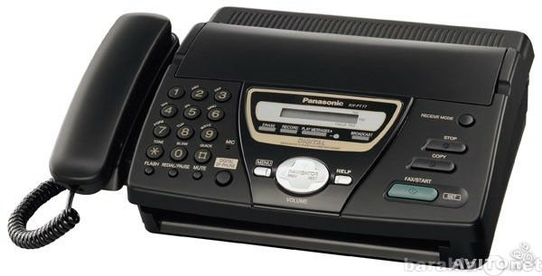 Продам Факс Panasonic KX-FT76RU