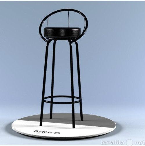 Продам Барные стулья на металлокаркасе.