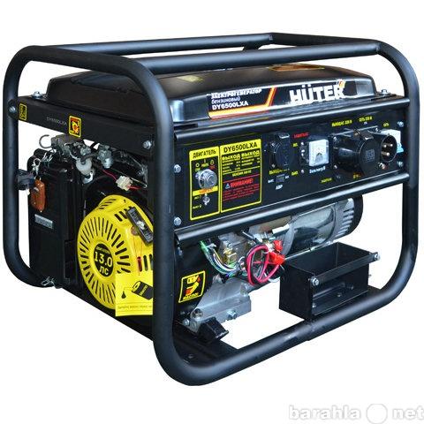 Продам Бензиновый генератор Huter с автозапуско