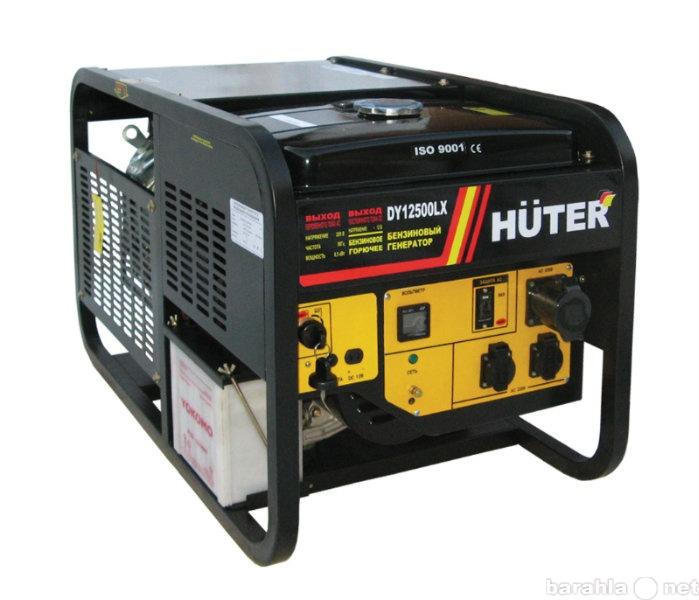 Продам Бензиновый генератор huter. Новый