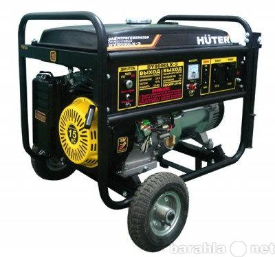 Продам Генератор бензиновый huter с электростат