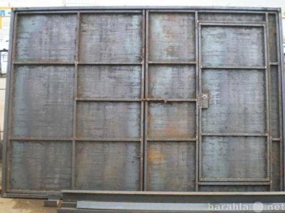 Продам Технические и гаражные двери