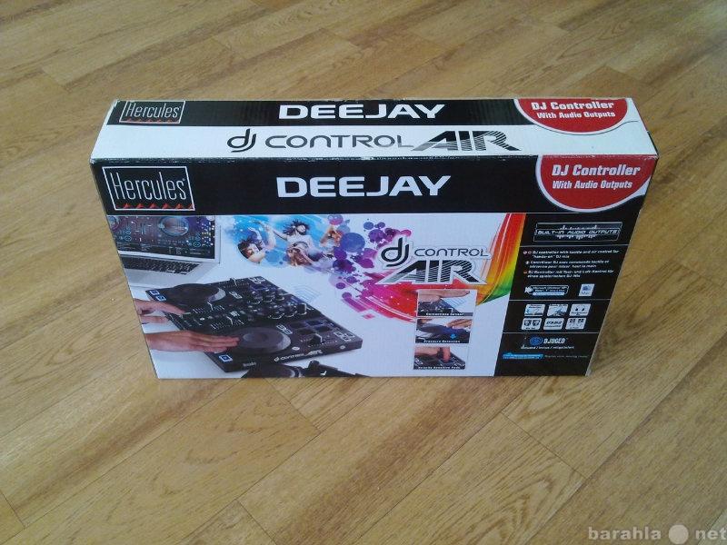 Продам Dj-контроллер HERCULES DJ CONTROL AIR