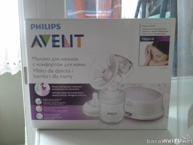 Продам: Молокоотсос электрический Avent philips