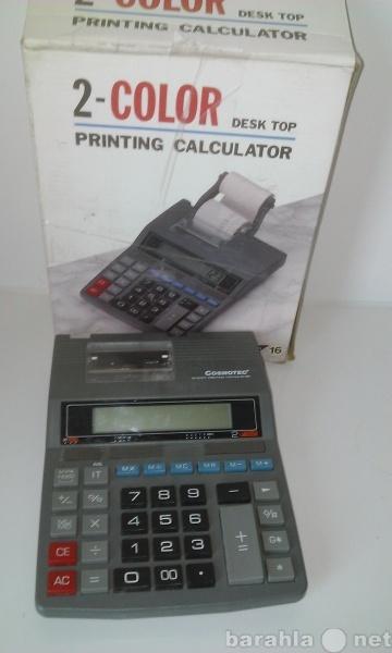 Продам: Калькулятор БОЛЬШОЙ