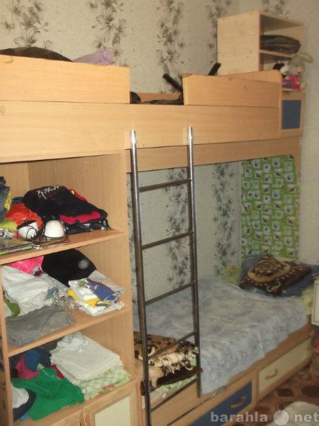 Продам: двухярусная кровать