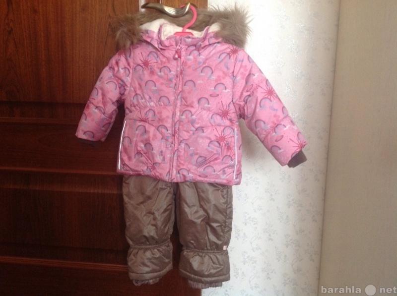 Продам: Зимняя куртка Huppa + комб. Wojcik р. 74