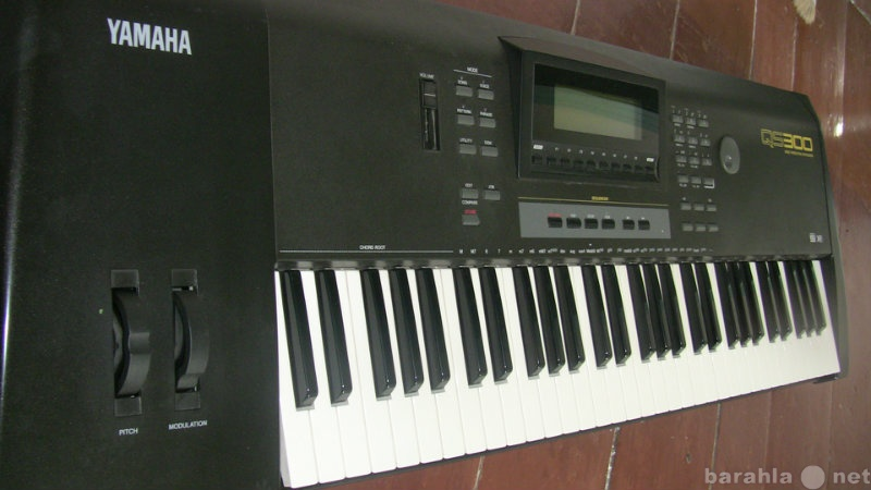 Продам Синтезатор YAMAHA QS300