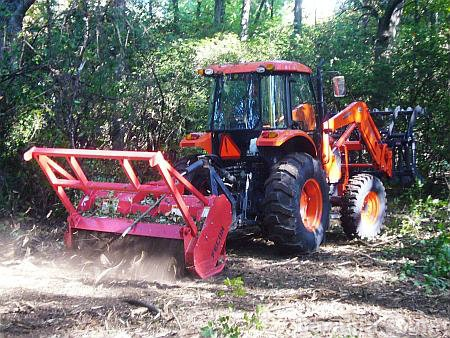 Продам Мульчер на трактор Fecon BH76