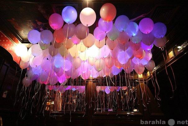Продам Светящиеся воздушные шарики