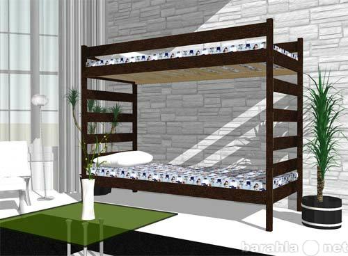 Продам Двухъярусная кровать  взрослым и подрост