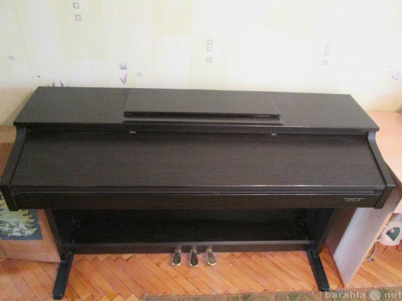 Продам цифровое пианино
