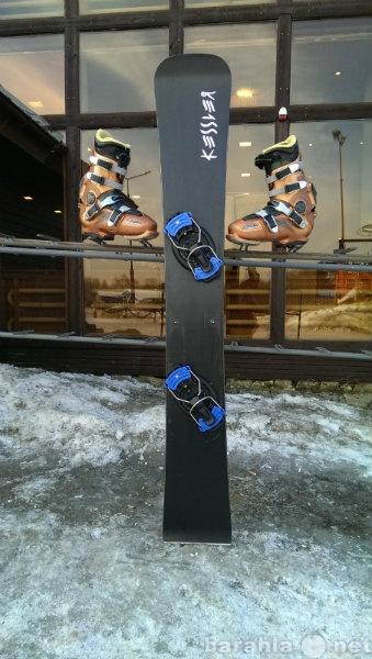Продам сноуборд