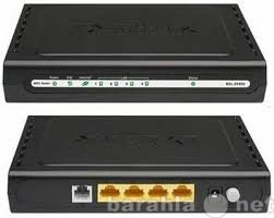 Продам маршрутизатор D-link DSL-2640U ADSL