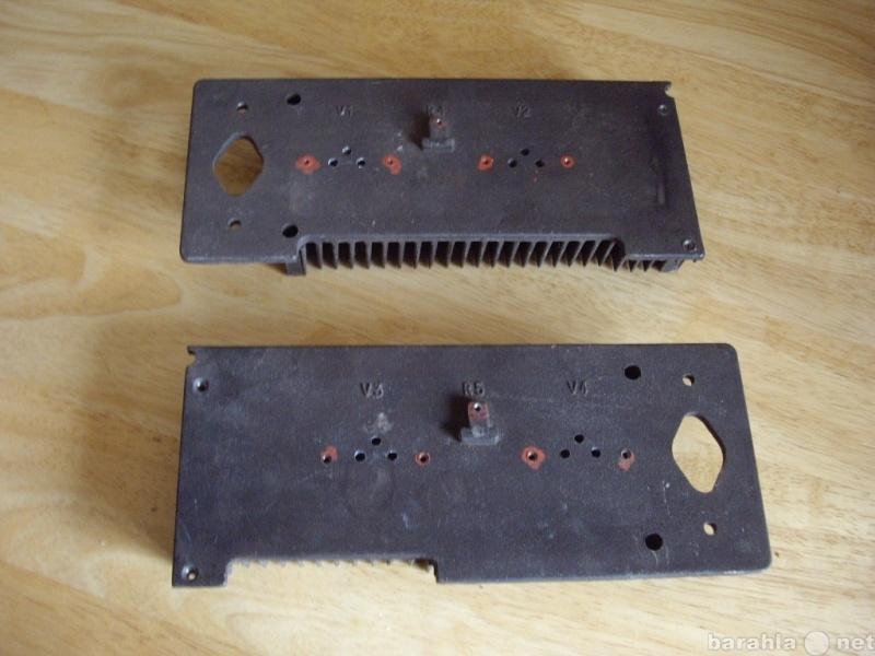 Продам 2 радиатора для усилителя