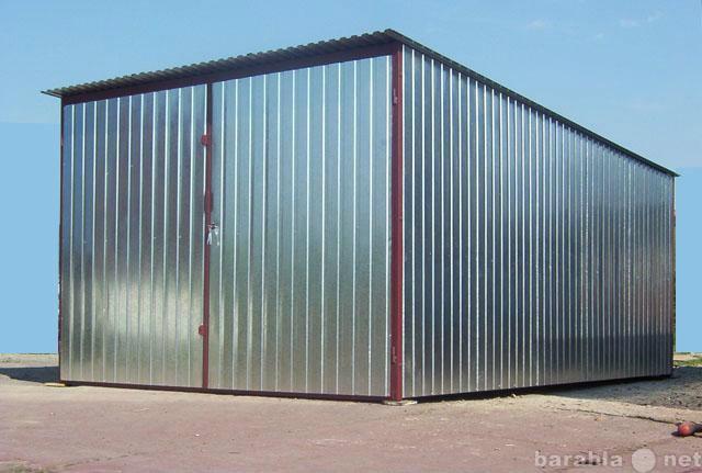 Продам Металлический сарай