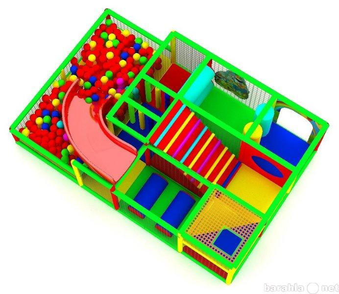 Продам: Игровой лабиринт для игровой комнаты бу