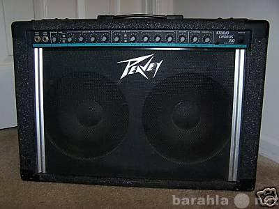 Продам Peavey STEREO CHORUS 210 Amplifier