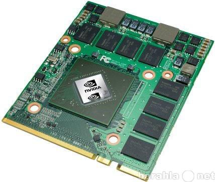 Продам Видеокарта для ноутбука  Nvidia GeForce