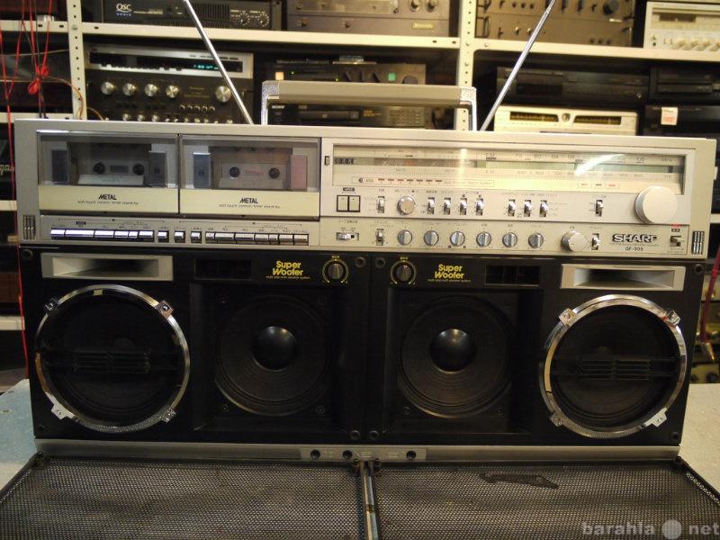 Продам: Магнитола SHARP GF-909(777)