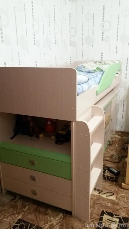 Продам: кровать мини-чердак*пляж 7*.