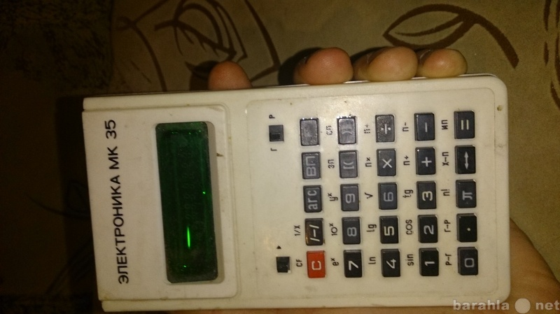 Продам: электроника мк 35