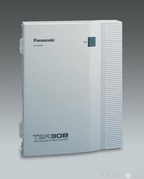 Продам Офисная мини-АТС Panasonic KX-TEB308RU