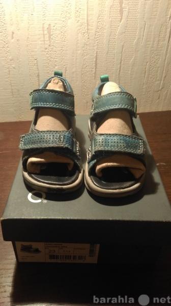 Продам: сандали летнии ессо р. 23