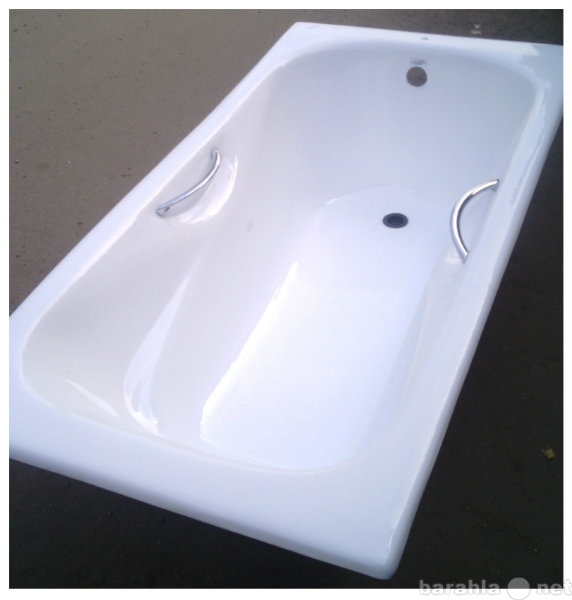 Продам ванна чугунная 170х75 с ручками