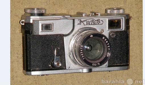 Продам Фотоаппарат Киев с Юпитер 8М 2/50