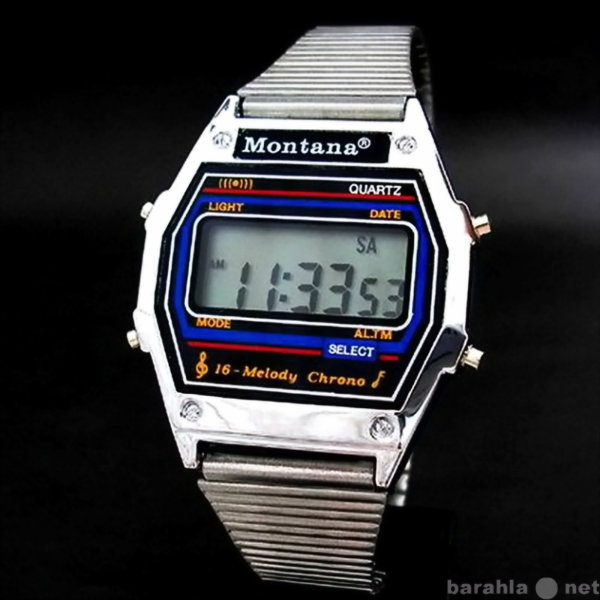 Продам Часы Монтана