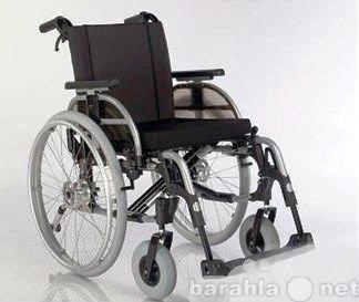 Продам Кресло-коляска для инвалидов с ручным пр