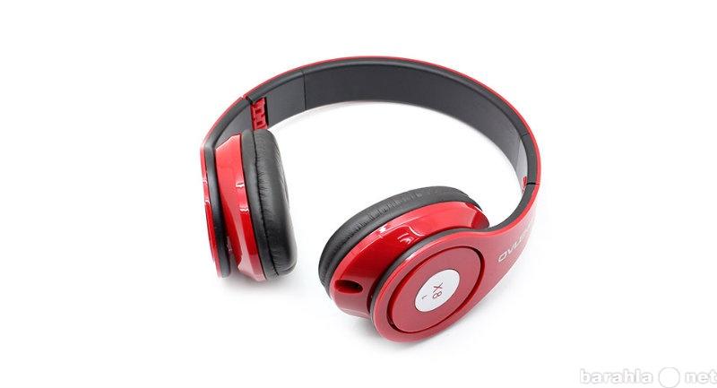 Продам: Ovleng X8 Складные наушники (красные)