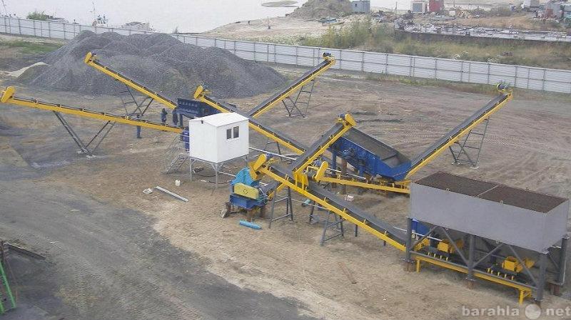 Дробильно сортировочный комплекс в Южно-Сахалинск щековая дробилка чертеж в Фролово