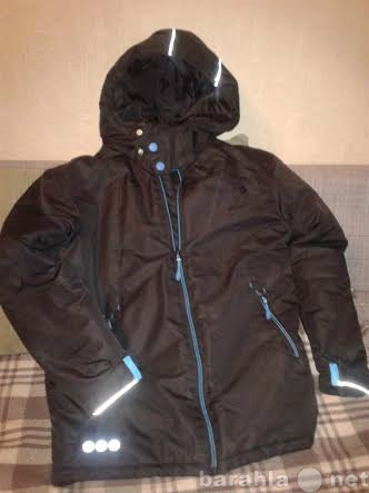 Продам куртка осень/зима 146 рост.  мальч.