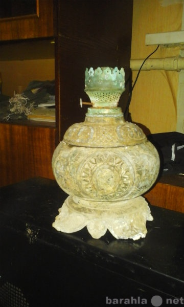 Продам керосиновая лампа