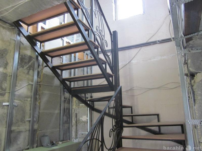 Продам Лестницы сварные.Лестницы кованые