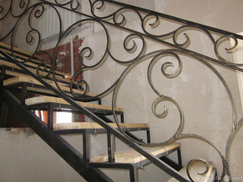 Продам: Изготовление.монтаж металличеких лестниц