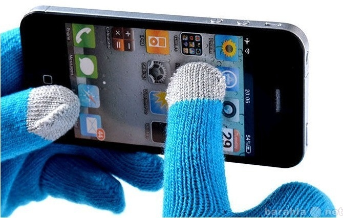 Продам Зимние сенсорные перчатки