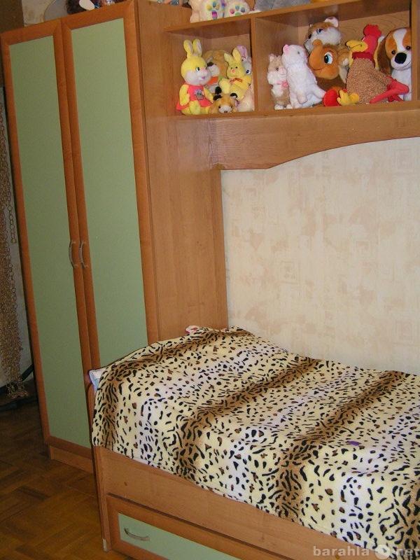 Продам детский спальный гарнитур