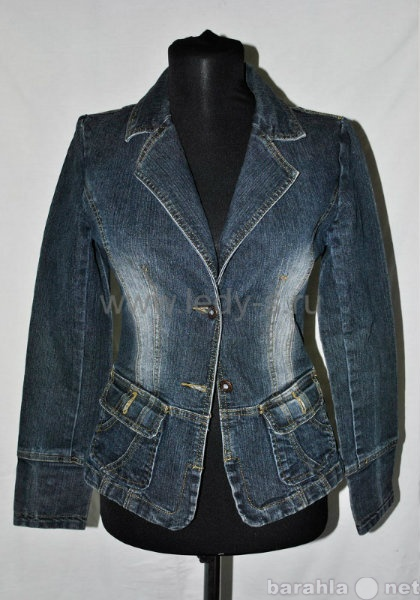 Продам Детские джинсовые куртки