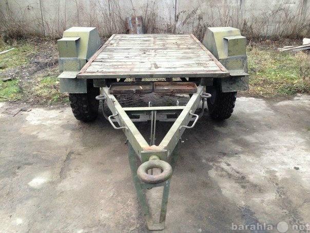 Продам прицеп для грузовика