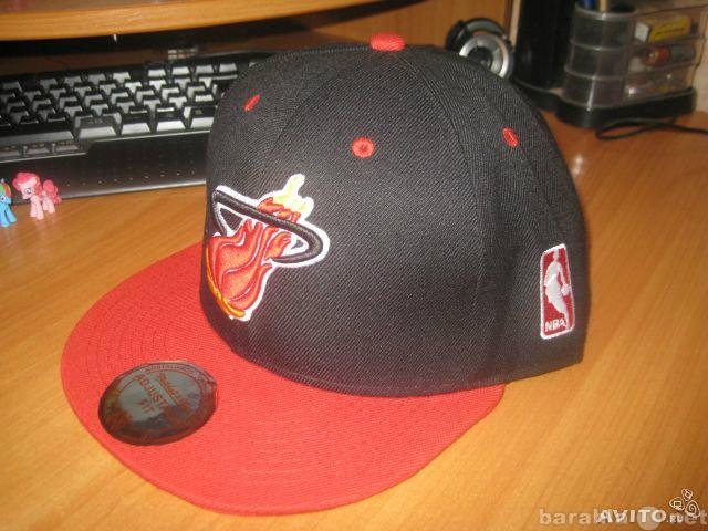 Продам Бейсболка Miami Heat NBA