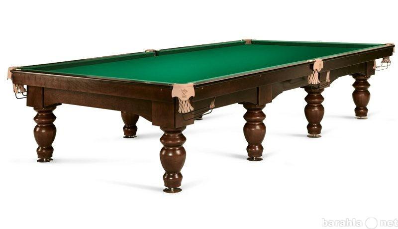 Продам Бильярдный стол Классик-Люкс 3 10ft.
